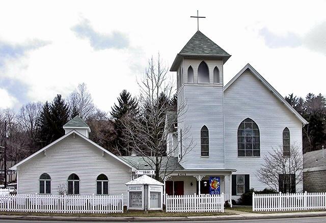 Fairhaven-Church