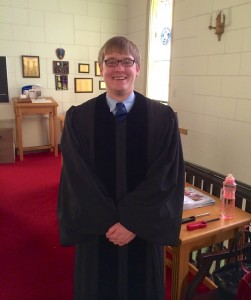 Rev Matt Price