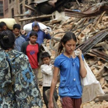 UMCOR Nepal Relief