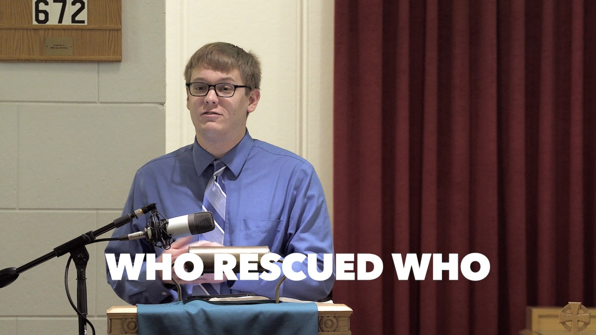 Who Rescued Who Fairhaven
